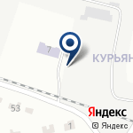 Компания Улан на карте