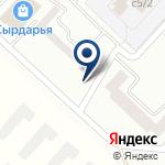 Компания АУТЦ, ТОО на карте