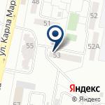 Компания Карагандинская городская ветеринарная станция на карте