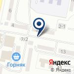 Компания Астаналык, ТОО на карте