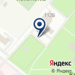 Компания Локомотив на карте
