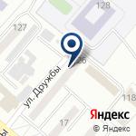 Компания Алма ТВ на карте