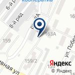 Компания Автосервис на ул. Победы на карте