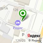 Местоположение компании ЕНОТ