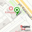 Местоположение компании Бюро переводов на Красном Пути