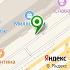 Местоположение компании ВЕРСАЛЬ