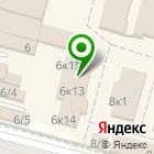 Местоположение компании Магазин париков на ул. Рождественского