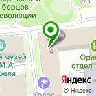 Местоположение компании Агентство переводов