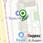 Местоположение компании ПРОГРЕСС-55