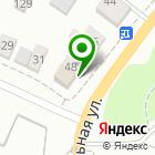 Местоположение компании НИКАТЭН