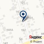 Компания Береке, магазин на карте