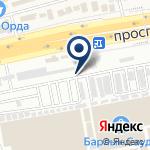 Компания РТИ-эксперт KAZ на карте