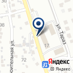 Компания Отдел миграционной полиции УВД Наурызбайского района г. Алматы на карте