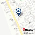 Компания Ырыс на карте