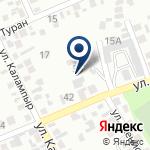 Компания Почтовое отделение связи №53 на карте