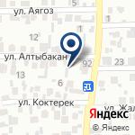 Компания Ак Умит на карте