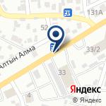 Компания Правительство для граждан Наурызбайского района г. Алматы на карте