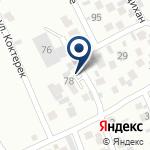 Компания Взлёт-Казахстан на карте