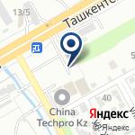 Компания UZ-DAEWOO на карте