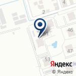 Компания Аккент на карте