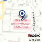 Компания Исток Аудио Казахстан на карте