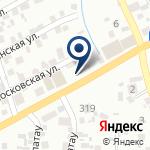 Компания ЮКО на карте