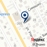 Компания КазИнфоТех на карте