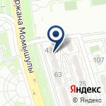 Компания Qazyna на карте