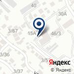 Компания Кран-Монтаж Проект на карте