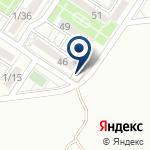 Компания АлматыГеоЦентр на карте