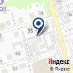 Компания GFI Kazakhstan на карте