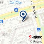 Компания #Auto_Shop_Almaty_ASA на карте