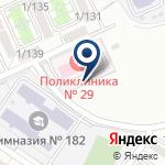 Компания Городская поликлиника №29 на карте