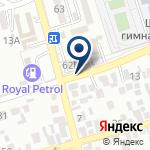 Компания Управление юстиции Наурызбайского района г. Алматы на карте
