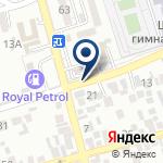 Компания СМС Медикал Казахстан на карте