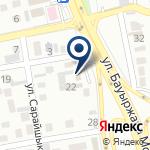 Компания АЗТМ на карте