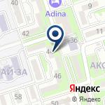 Компания Жулдыз-19, КСК на карте
