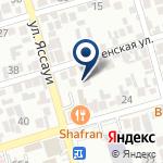 Компания Участковый пункт полиции №24 Ауэзовского района на карте