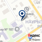 Компания Средняя школа им. Г. Титова с дошкольным мини-центром на карте