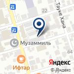 Компания GSM Aksay Service на карте