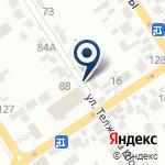 Компания СТО на ул. Жандосова на карте
