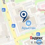 Компания Алматы-фото, ТОО на карте