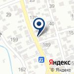 Компания InTorg.kz на карте