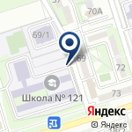 Компания Iskernews.kz на карте