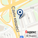 Компания Каракоз на карте