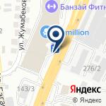 Компания DIVITEC KAZAKHSTAN на карте