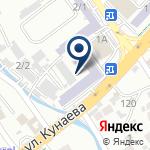 Компания Фитнес-клуб на карте