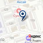 Компания Сункар, ТОО на карте