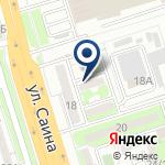 Компания МУЗАРТ на карте