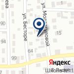 Компания Absolut на карте